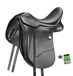 Bates Wide Dressage + Saddle with CAIR Cushion System