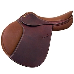 Intrepid Gold Deluxe Interchangeable Gullet System Close Contact Saddle