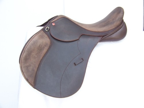 Thornhill Germania Spring Jumping Saddle