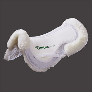 ThinLine Ultra Full-Sheepskin Comfort Half Pad