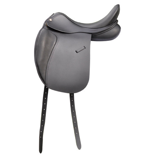 Intrepid 2011 Nimbus Interchangeable Gullet System Dressage Saddle