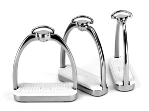 MDC Comfort Stirrup - Stainless Steel