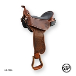 DP Quantum Short & Light Western Saddle