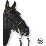 DP Soft Feel Baroque Headstall