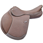 Intrepid International Gold Deluxe Interchangeable Gullet System Close Contact Saddle