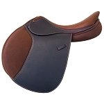 Intrepid International Gold Youth Close Contact Saddle