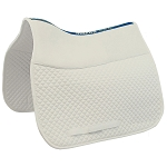 Quilted Dressage Saddle Pad with Maxtra Wither Relief