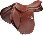 Bates Hunter Jumper Saddle with CAIR Cushion System