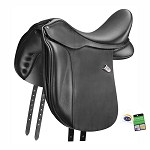 Bates Wide Dressage Saddle with CAIR Cushion System