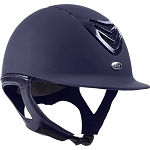 International Riding Helmet IR4G Helmet - Soft Navy - Matte Finish