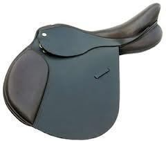 ThornHill ProAm Jumper Saddle X-Changeable Gullet System