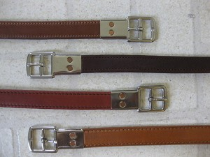 M.Toulouse European English Stirrups Leathers