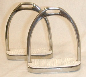 Fillis Style Stainless Steel Stirrups