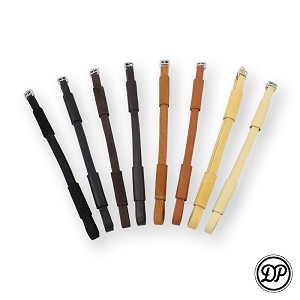 DP Soft Feel Stirrup Leathers