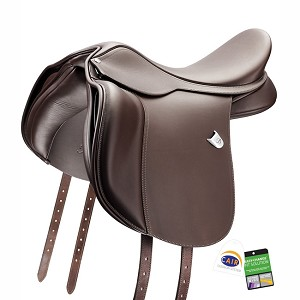 Bates Wide All Purpose Saddle with CAIR Cushion System