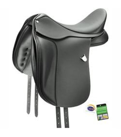 Bates Dressage + Saddle with CAIR Cushion System