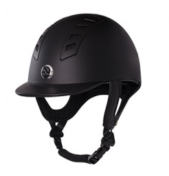 Trauma Void EQ3 Riding Helmet - Smooth Shell