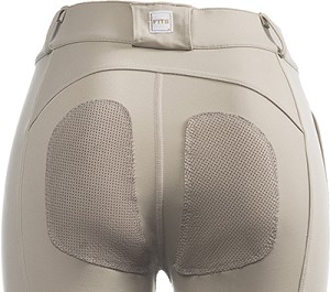 FITS PerforMAX Sahara Full Seat Zip Breech