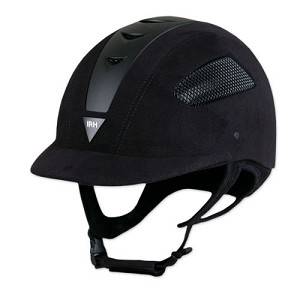 International Riding Helmets Elite EQ Dressage Riding Helmet