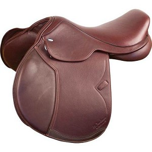 M.Toulouse Platinum Jeninne Saddle with Genesis
